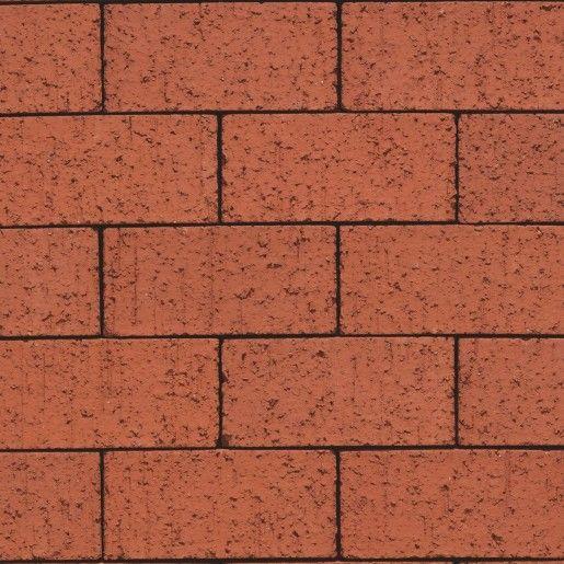 Coltar klinker Terca Colorline Wanlin Rood, 28.8x8.8x2.3 cm