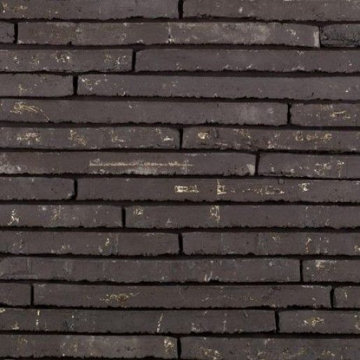 Caramida lunga Terca Wasserstrich Special Zwart, 49.5x10x3.8 cm
