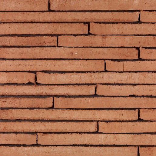 Placaj klinker Terca Wasserstrich Special Orientrood, 50x3.8x2.3 cm
