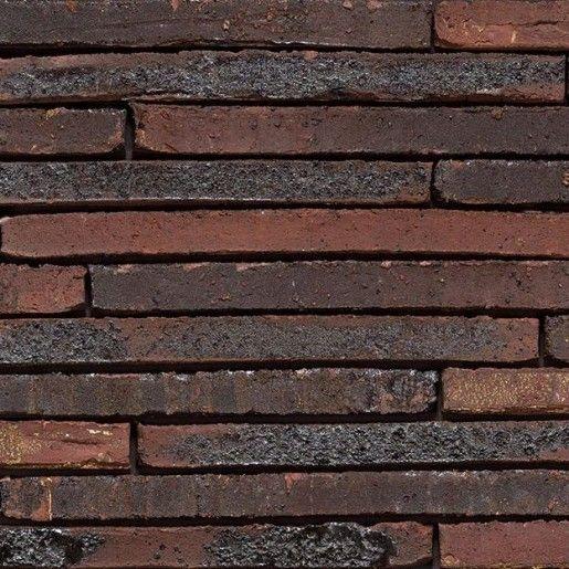 Placaj klinker Terca Wasserstrich Special E1, 49.5x3.8x2.3 cm