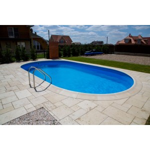 Bordura Piscina Roma 30 Element Raza 1.26 m