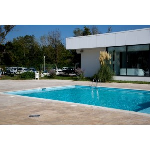 Bordura Piscina Roma 30 Element Colt Interior 90°