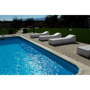 Bordura Piscina Roma 30 Element Colt Mare Exterior 90°