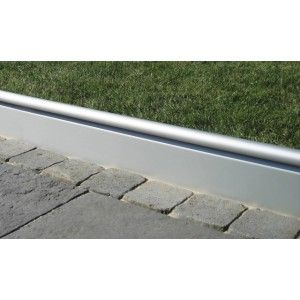 Bordaj Aluminiu 120x22x3.3 cm, Fara Led