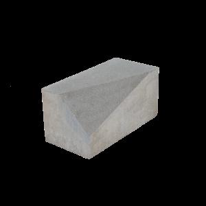 Bordura Racord 50x25x25 cm, Gri