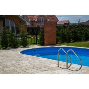 Bordura Piscina Roma 30 Element Raza 1 m