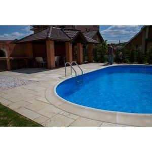 Bordura Piscina Roma 30 Element Raza 2 m