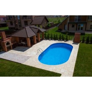 Bordura Piscina Roma 30 Element Raza 5 m