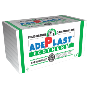 Polistiren expandat Adeplast EPS 60, 100x50x20 cm
