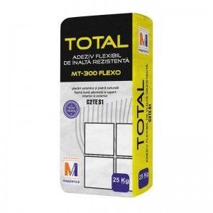 Adeziv Mesterica Total MT pentru gresie si faianta, 25 kg