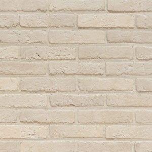 Caramida aparenta Terca Agora Nevel Wit, 21.5x10.2x5 cm