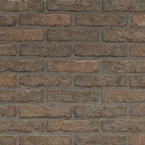 Placaj klinker Terca Agora Porfier Grijs, 21.5x5x2.3 cm