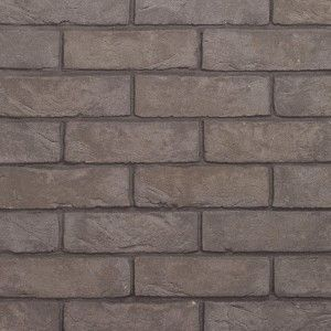 Coltar klinker Terca Agora Titaangrijs, 21.5x6.5x2.3 cm