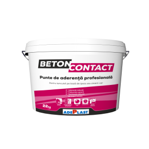 Amorsa Adeplast Betoncontact pentru betoane si mortare, 22 kg