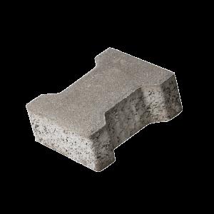 Autoblocant 20x16.5x8 cm, Gri