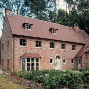 Caramida aparenta Terca Belle Epoque de Mons, 21.5x10.2x6.5 cm