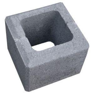 Boltar Zidarie ES1 24x24x23.8 cm, Gri