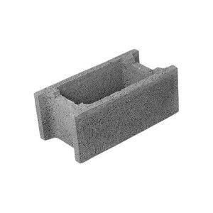 Boltar Fundatie BF1 50x25x19.5 cm, Gri Ciment