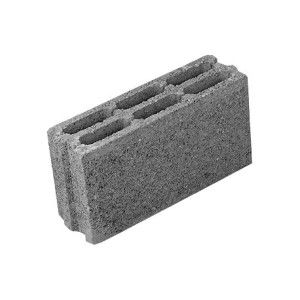 Boltar Zidarie BZ2 40x12.5x19.5 cm, Ciment