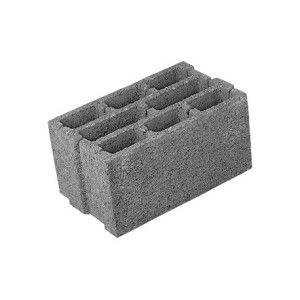 Boltar Zidarie BZ3 40x25x19.5 cm, Ciment