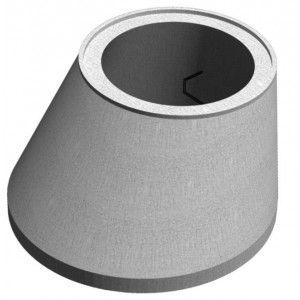 Cap tronconic D 118/98.5 di 100/80 h 50 H 56.6 cm