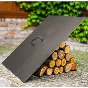 Capac patrat pentru vatra 71.5x71.5 cm