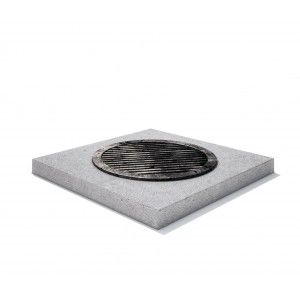 Rama rectangulara beton armat 100x100x20 cm