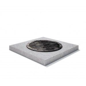 Rama rectangulara beton armat 120x120x15 cm