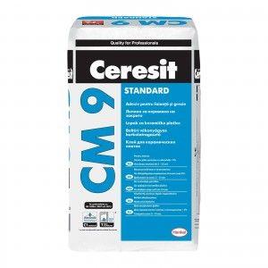 Adeziv Ceresit CM 9, Gri, 25 kg