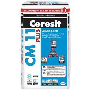 Adeziv Ceresit CM 11, Gri, 25 kg