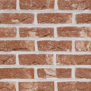 Caramida aparenta Terca Patrimonia Neo Romaans, 21.5x10.2x6.5 cm