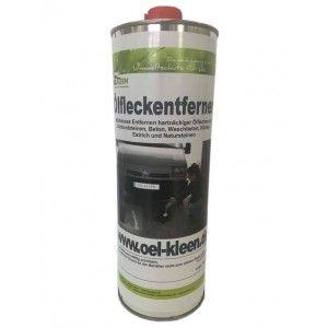 Solutie pentru indepartarea petelor de ulei/hidrocarburi din beton/pavaj Olfleckentferner, 750ml