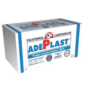 Polistiren expandat Adeplast EPS 200, 100x50x8 cm