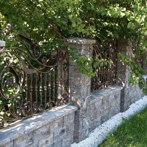 Capac Stalp Gard Gardeo 46x46x7 cm