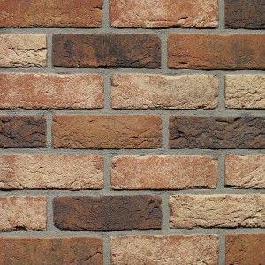 Caramida aparenta Terca Patrimonia Wisselbont, 21.3x9.9x6.5 cm