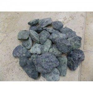 Marmura rotunjita verde 1-2 cm