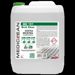 Detergent profesional pentru curatare piatra si pavaje Mediclean, 5l