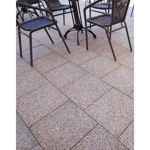 Mozaic 3 50x50x4.5 cm, Natur