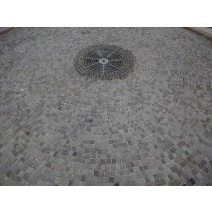 Piatra Andezit PA4 26x13x13 cm, Gri Verzui