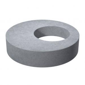 Placa de acoperire si reductie pentru camine cu gol D 127 di 62.5 H 20 cm