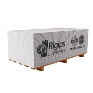 Placa gips carton Rigips RB 260x120x1.25 cm