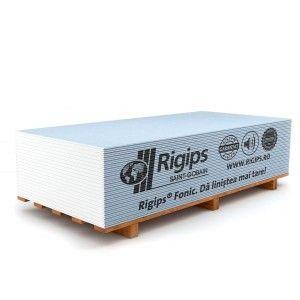 Placa gips carton Rigips Fonic 260x120x1.25 cm