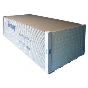 Placa gips-carton, GKB, 200x120x1.25 cm