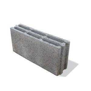 Bolţar zidărie 50x12x23,8 cm, gri