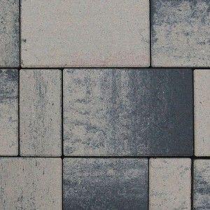 Rettango Combi 8 cm, Gri Bazalt
