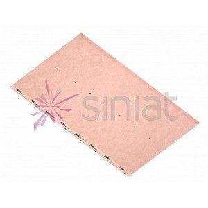 Placa gips carton rezistenta la foc, 260x120x1.25 cm