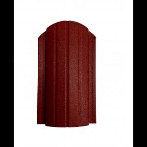 Sipca metalica gard Miriada Clasic Visiniu Mat 0.5 mm
