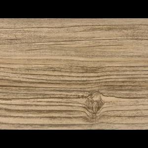 Set 25 buc Sipca Metalica Orizontala Gard Imitatie Lemn Stejar Alb Striat 0.40 mm