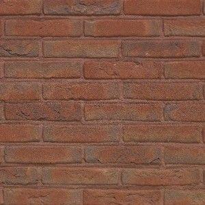 Coltar klinker Terca Arces Ruby Rood, 21x5x2.3 cm