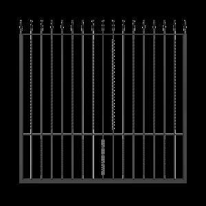 Panou gard mare model 01, 200x180 cm
